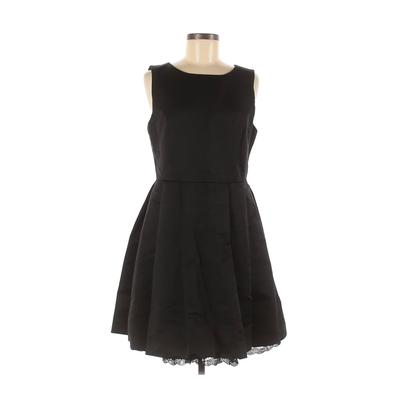 Jason Wu for Target Casual Dress - A-Line: Black Solid Dresses - Used - Size Medium