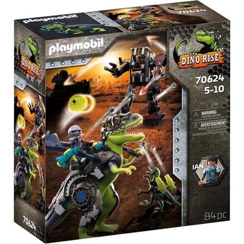 Playmobil T-Rex: Gefecht der Giganten, Playmobil