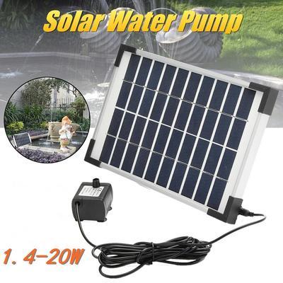 Pompe à eau solaire Kit panneau ...