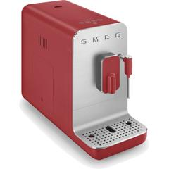 Smeg Kaffeevollautomat BCC02RDMEU, Herausnehmbare Brüheinheit rot Kaffee Espresso SOFORT LIEFERBARE Haushaltsgeräte