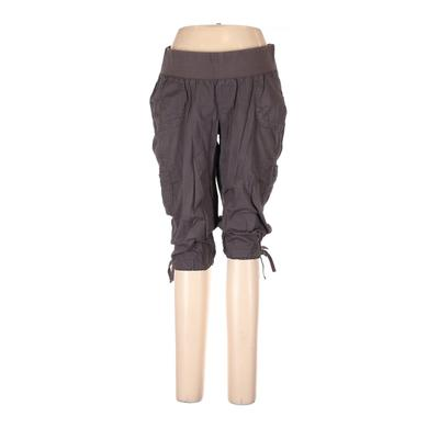 Angel Kiss Cargo Pants - Low Rise: Brown Bottoms - Size X-Large