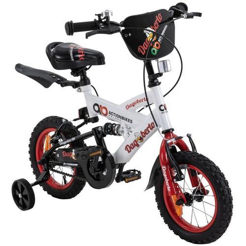 Kinderfahrrad 12 Zoll Actionbikes Dagoberto Fahrrad Rad Bike Mädchen Jungen 16
