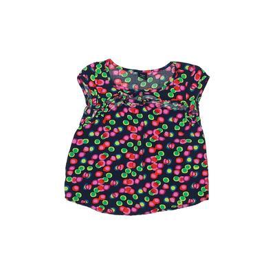 Gap Kids Sleeveless T-Shirt: Blue Tops - Size 6