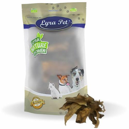 1 kg ® Büffelohrstreifen - Lyra Pet