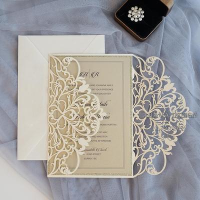 Service d'invitation de mariage ...