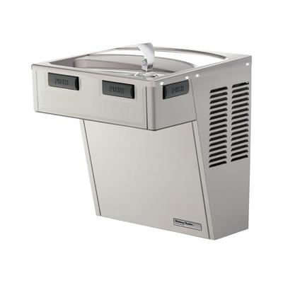 Elkay HACDPV-NF Wall Mount Drinking Fountain - Non Filtered, Non Refrigerated, Platinum Vinyl