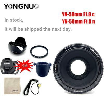 Yongnuo – objectif yn50mm 50mm 1...