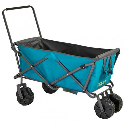 Uquip - Buddy - Bollerwagen Gr max. 100kg blau/grau