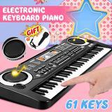 Piano numérique électrique à 61 ...