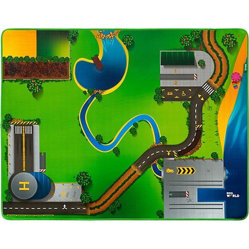 BRIO Eisenbahn-Spielmatte