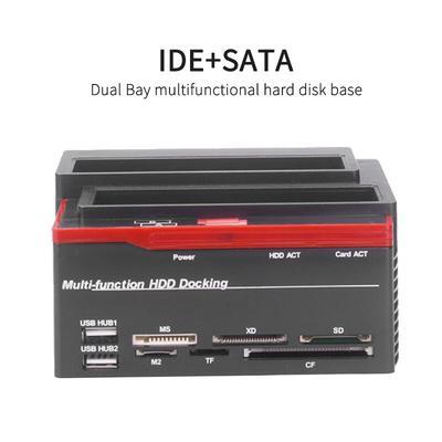 Station d'accueil SATA IDE HDD 2...