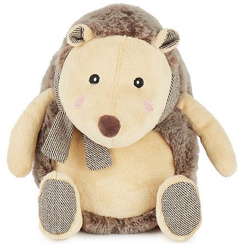 Plüsch Igel Spieltier Baby 22 cm Kuscheltier Einschlafhilfe Stofftier Kinder Kuscheltiere braun