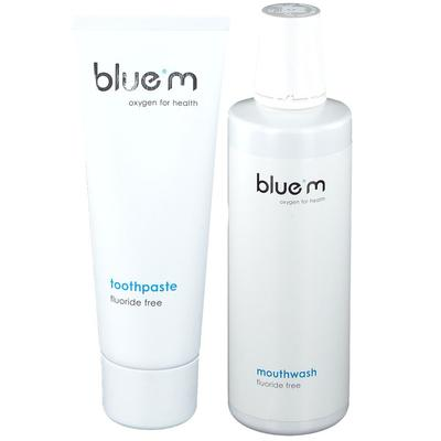 bluem® Dentifrice + Bain de bouche pc(s) set(s)