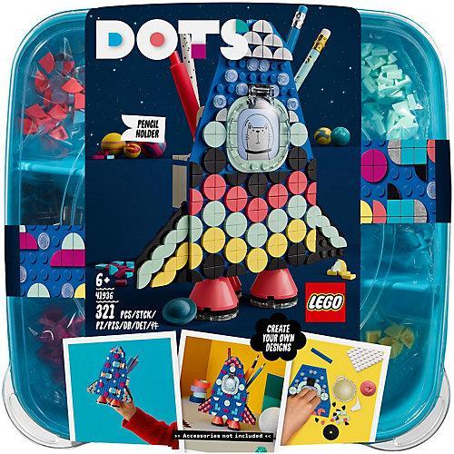 LEGO DOTS 41936 Raketen Stiftehalter