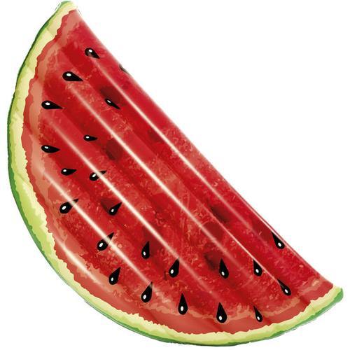 Luftmatratze Wassermelone, grün