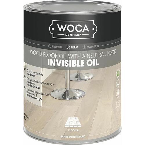 Invisible Öl 2,5 L - Woca