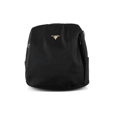 Assorted Brands Backpack: Black Solid Accessories