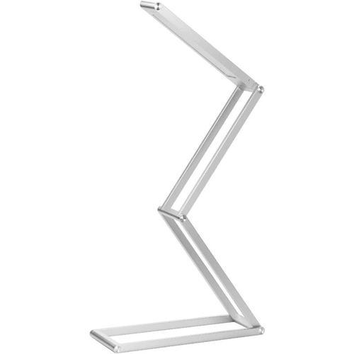 LED Schreibtischlampe, faltbare kabellose USB wiederaufladbare Tischlampe, drehbarer Lampenkopf, 3