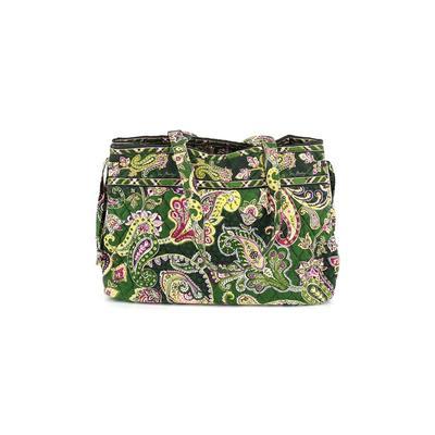 Vera Bradley - Vera Bradley Tote Bag: Green Bags
