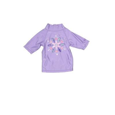 UV Skinz Rash Guard: Purple Soli...