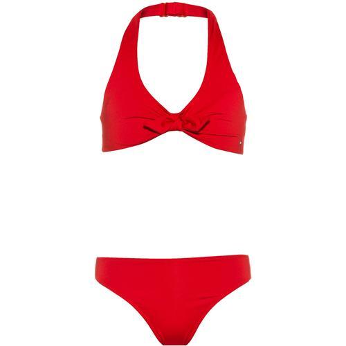 Tommy Hilfiger Bikini Set Mädchen in primary red, Größe 140