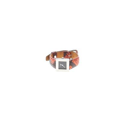 FURLA Watch: Orange Accessories