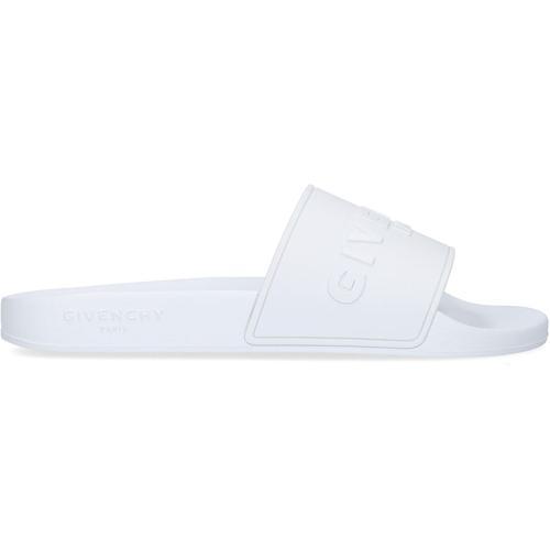 Givenchy Schuhe Badeschuhe SILDE Gummi