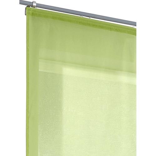 heine home Schiebegardine grün Übergardinen Gardinen Vorhänge