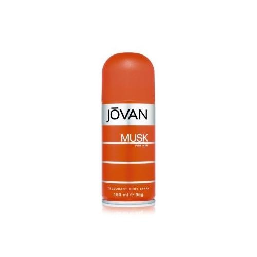 Jovan Musk For Men Deodorant Spray 150 ml