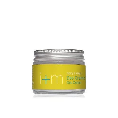 i+m Naturkosmetik Spicy Energy Deodorant Creme 30 ml