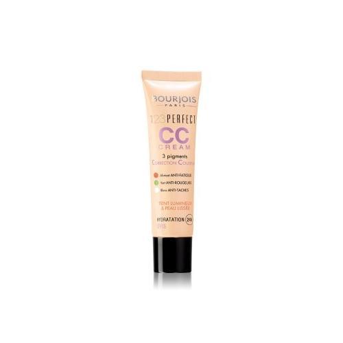 BOURJOIS 123 Perfect CC Cream 30 ml Nr. 33 - Rose Beige