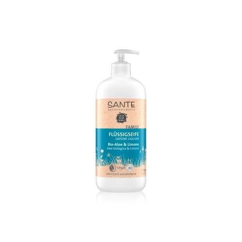 Sante Bio-Aloe & Limone Flüssigseife 500 ml