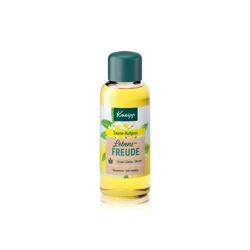 Kneipp Lebensfreude Litsea Cubeba - Zitrone Saunaaufguss 100 ml