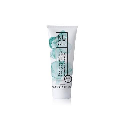 NEQI Aloe Vera&Shea Hand Cleansing Gel Händedesinfektionsmittel 100 ml