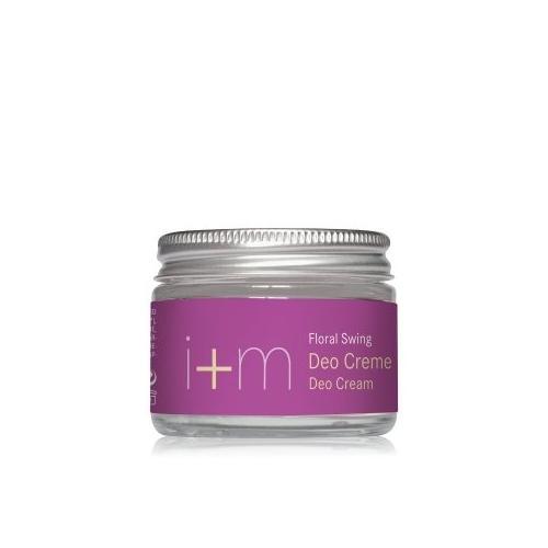 i+m Naturkosmetik Floral Swing Deodorant Creme 30 ml