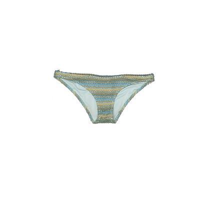 Volcom Swimsuit Bottoms: Green Swimwear - Size X-Small
