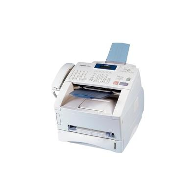 Brother IntelliFAX 4750e Laser Multifunction Printer - Monochrome - Off White - Copier/Fax/Printer - 15 ppm Mono Print - 600 x 600 dpi Print - 250 sheets Input - USB - 1 Each - For Plain Paper Print - BRTPPF4750E