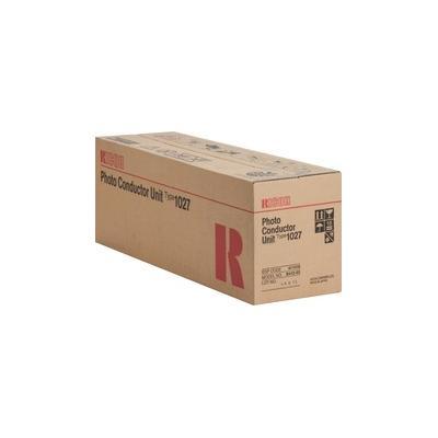 Ricoh Type 1027 Black Drum For Aficio 1022, 1027, 2022 2027 and 1032 Copiers - Black - RIC411018