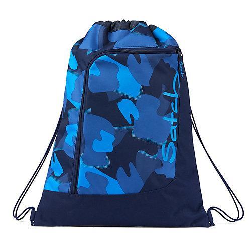 Turnbeutel 44 cm Turnbeutel blau