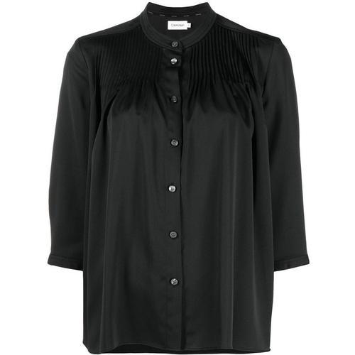 Calvin Klein Bluse mit Falten
