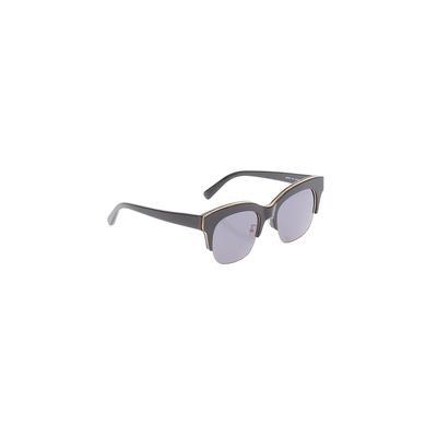 Stella McCartney - Stella McCartney Sunglasses: Black Solid Accessories