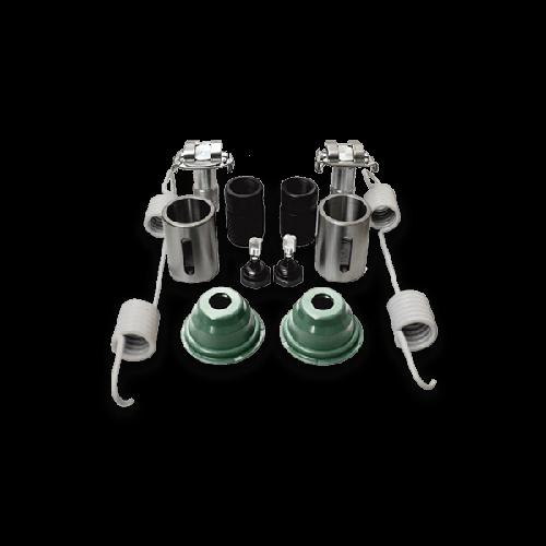 ATE Reparatursatz, Automatische Nachstellung Nachstellmutter 03.0137-9700.2 BMW,FIAT,LANCIA,3 E46,3 Touring E91,3 E90,5 E39,1 E87,3 Touring E46