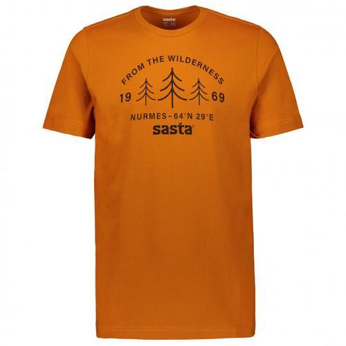 Sasta - Wilderness - T-Shirt Gr L schwarz