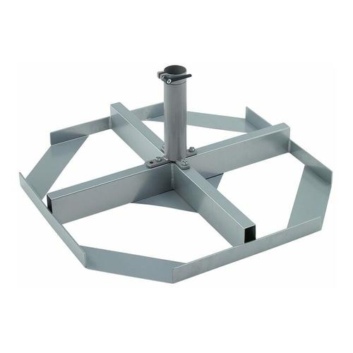 Sonnenschirmständer für 'Alu-Expert Teleskop', Ø 50 mm, ohne Platten.