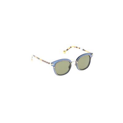 Dior Sunglasses: Black Solid Acc...
