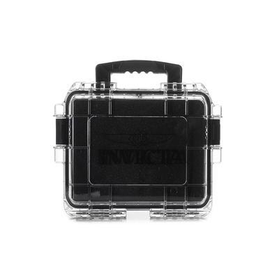 Invicta 3 Slot Impact Case - Model DC3PCBLK