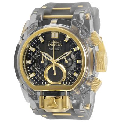 Invicta Bolt Bolt Zeus Magnum Anatomic Men's Watch - 52mm Gold Grey (29999)