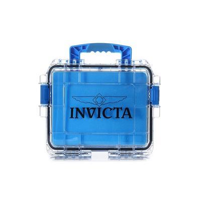 Invicta 3 Slot Impact Case - Model DC3PCBLU