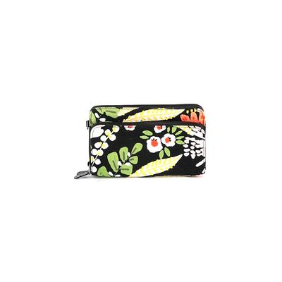 Thirty-One - Thirty-One Wallet: Black Floral Bags