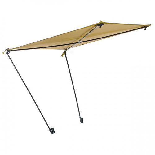 Helinox - Personal Shade - Sonnenschutz Gr 85 x 70 cm beige/grau